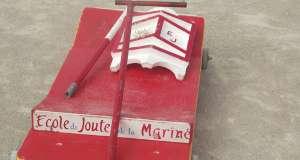 Chariot joutes EJMS