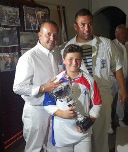 Erwan-Barre-Champion France Joutes languedociennes - EJMS
