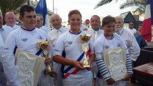 Champions de France 2016