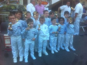 Jouteurs fête occitane 2014.