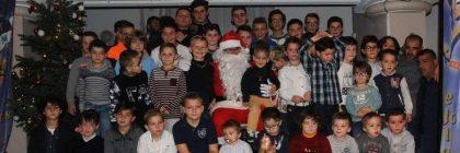 Noël 2016 Ecole de joutes de la Marine de Sète