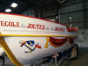 Réefection barques ejms